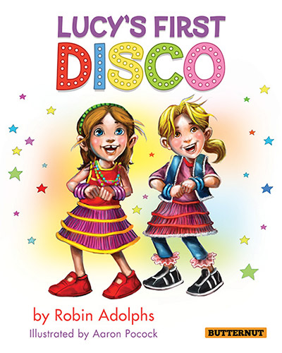 robin adolphs lucy's first disco