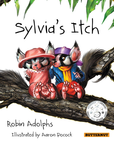 robin adolphs sylvia's itch